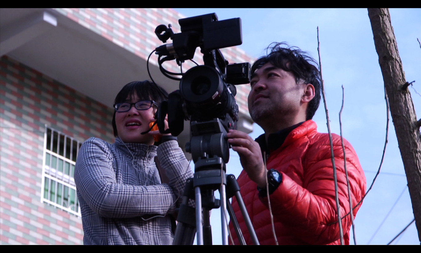 ノンフィクションW 独立系映画が映す中国〜女性監督ホアン・ジーの闘い〜