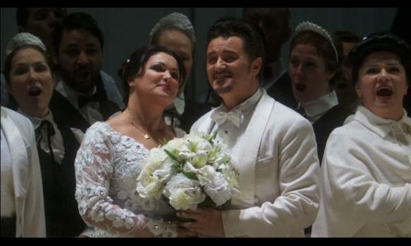 メトロポリタン・オペラ ハイライト映像  チャイコフスキー《イオランタ》MET初演/バルトーク《青ひげ公の城》新演出