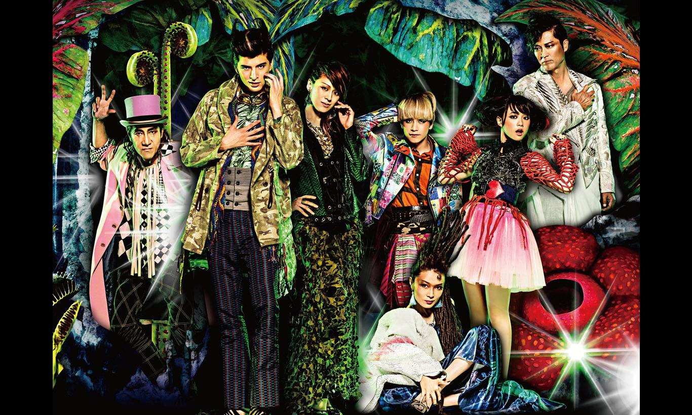 地球ゴージャス プロデュース公演 Vol.14『The Love Bugs』