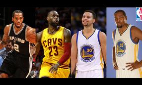 NBAバスケットボール キャバリアーズvsスパーズ