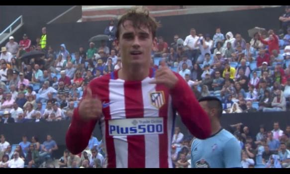 スペインサッカー リーガ・エスパニョーラ 16-17シーズン 第3節 スーパープレイ動画