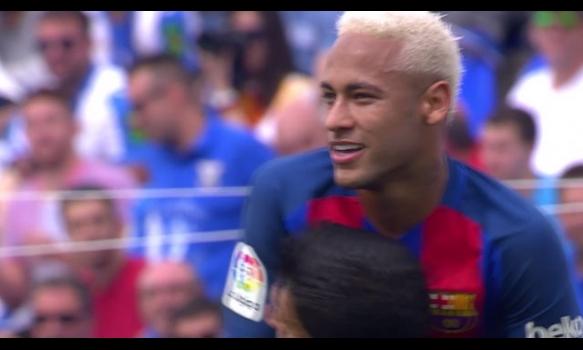 スペインサッカー リーガ・エスパニョーラ 16-17シーズン 第4節 スーパープレイ動画