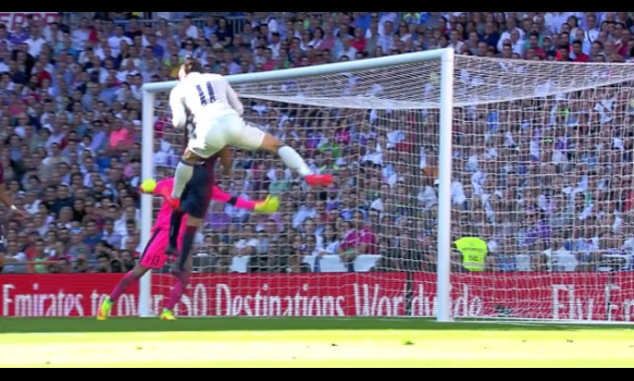 スペインサッカー リーガ・エスパニョーラ 16-17シーズン 第7節 スーパープレイ動画
