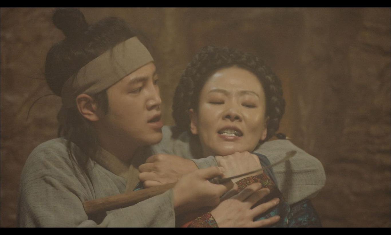 チャン・グンソク主演「テバク~運命の瞬間(とき)~」