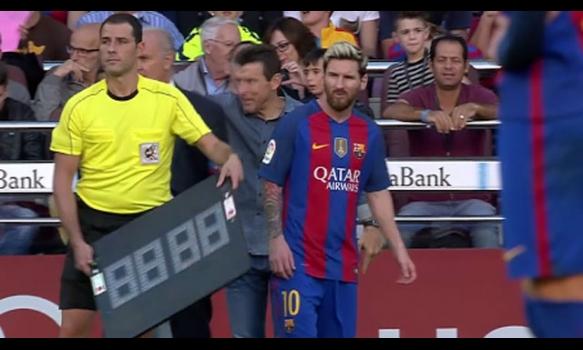 スペインサッカー リーガ・エスパニョーラ 16-17シーズン 第8節 スーパープレイ動画