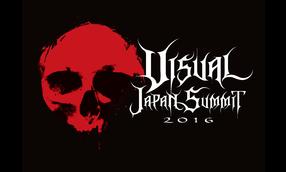 VISUAL JAPAN SUMMIT 2016