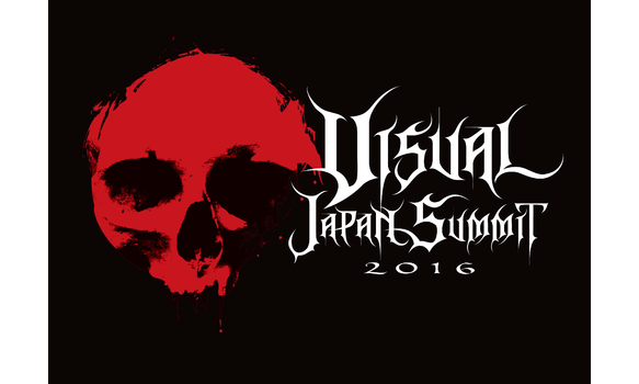VISUAL JAPAN SUMMIT 2016