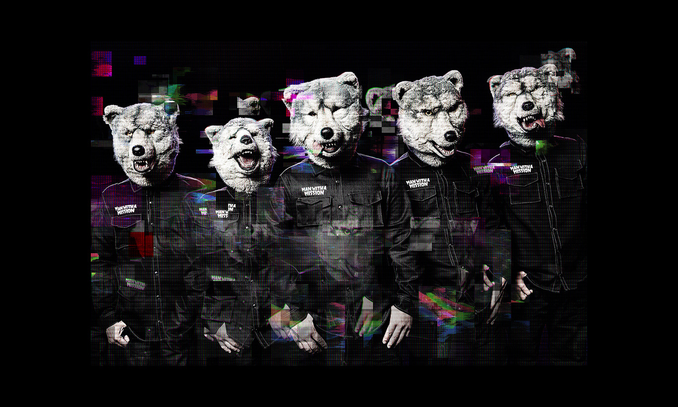 """MAN WITH A MISSION presents """"The World's On Fire TOUR 2016"""""""