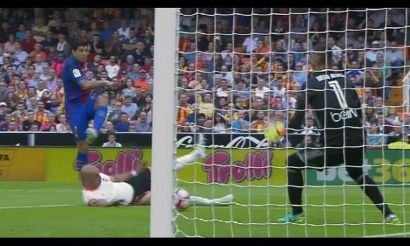 スペインサッカー リーガ・エスパニョーラ 16-17シーズン 第9節 スーパープレイ動画