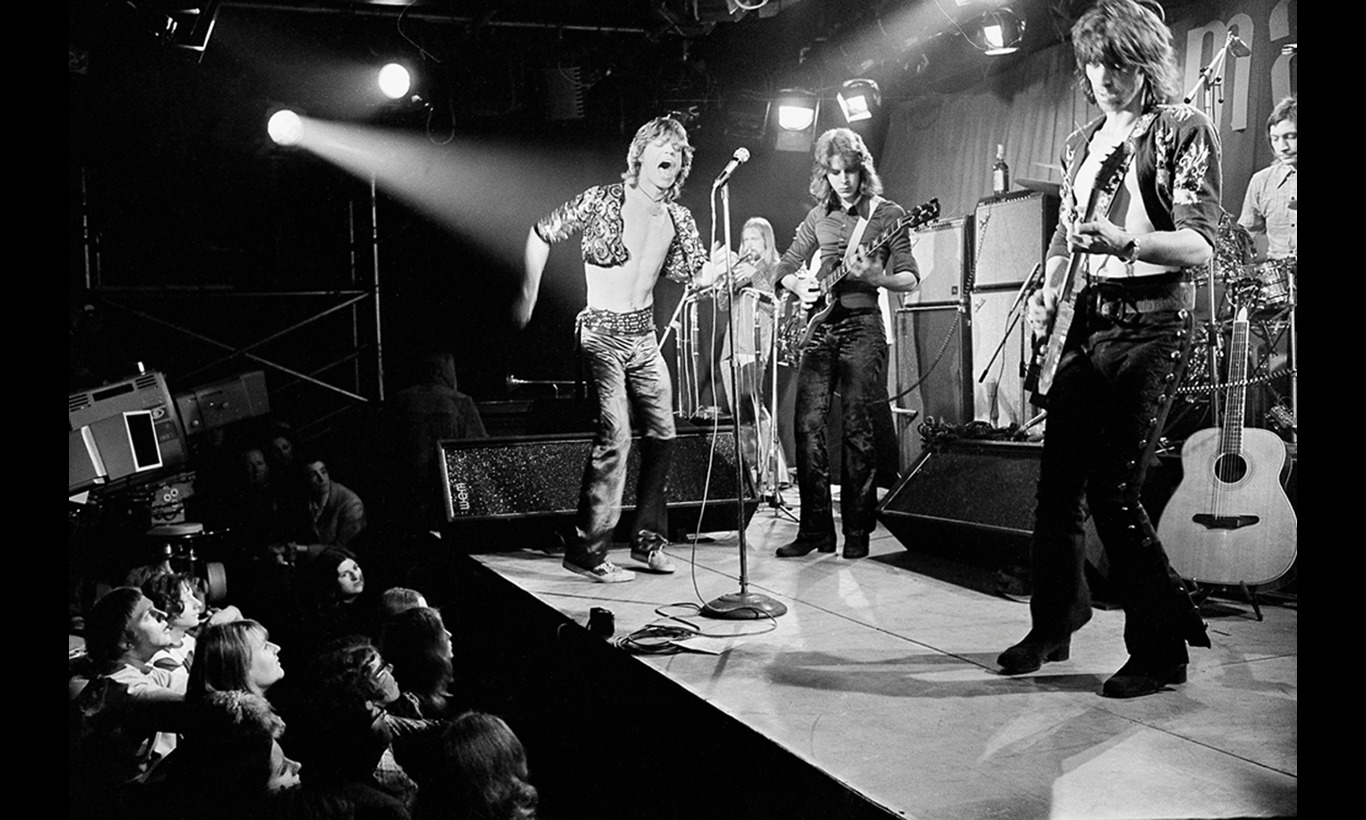 ザ・ローリング・ストーンズ ザ・マーキー・クラブ ライブ・イン 1971