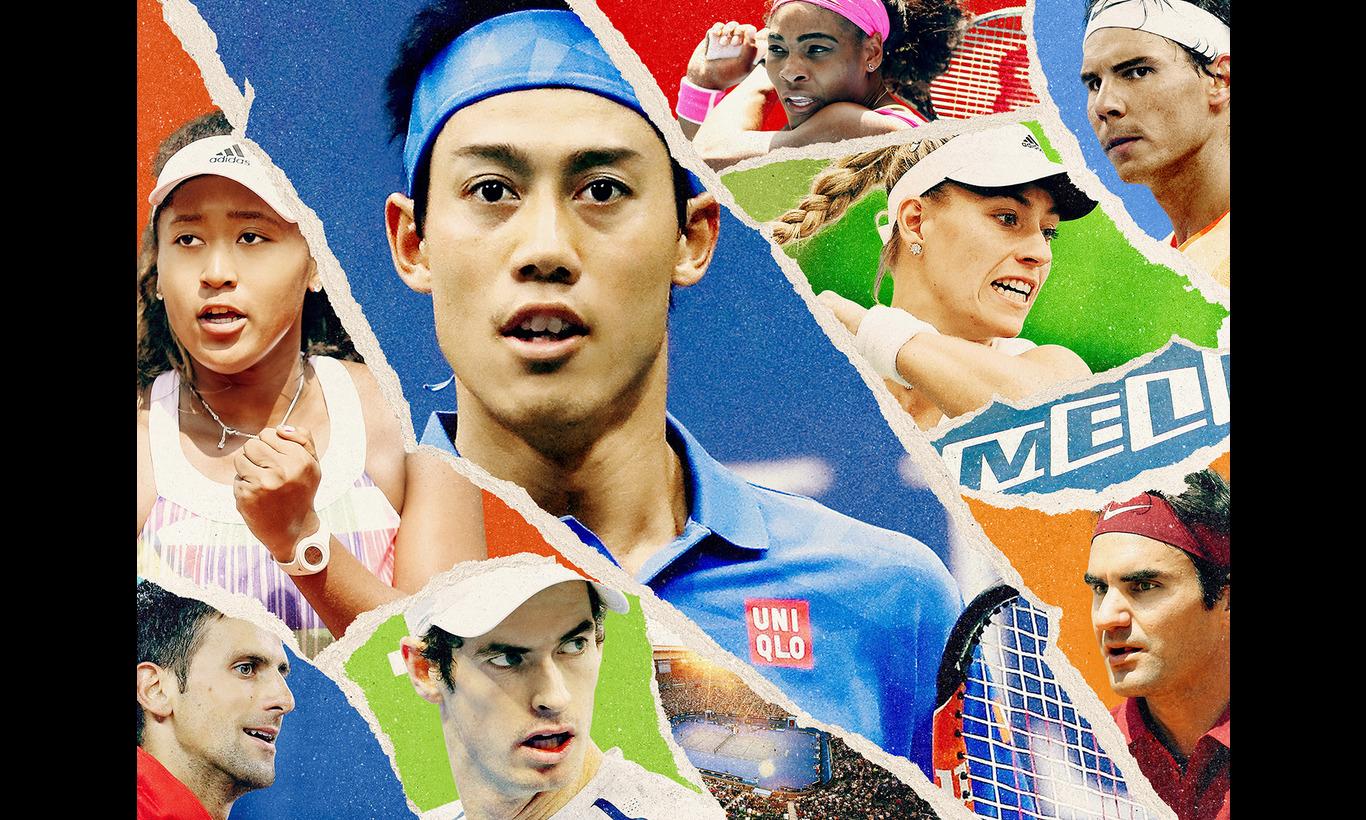 全豪オープンテニス 2017