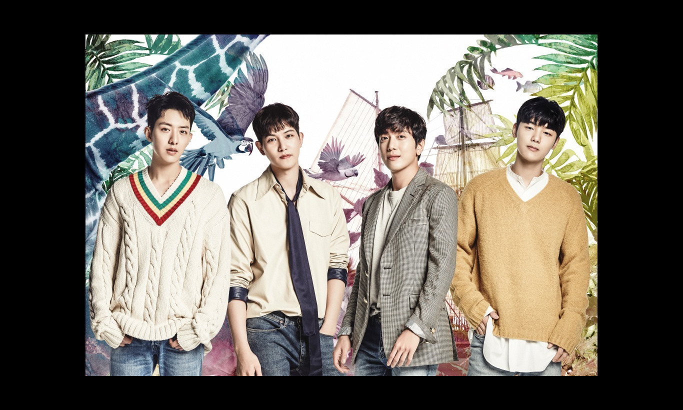 CNBLUE 5th ANNIVERSARY ARENA TOUR 2016 -Our Glory Days-