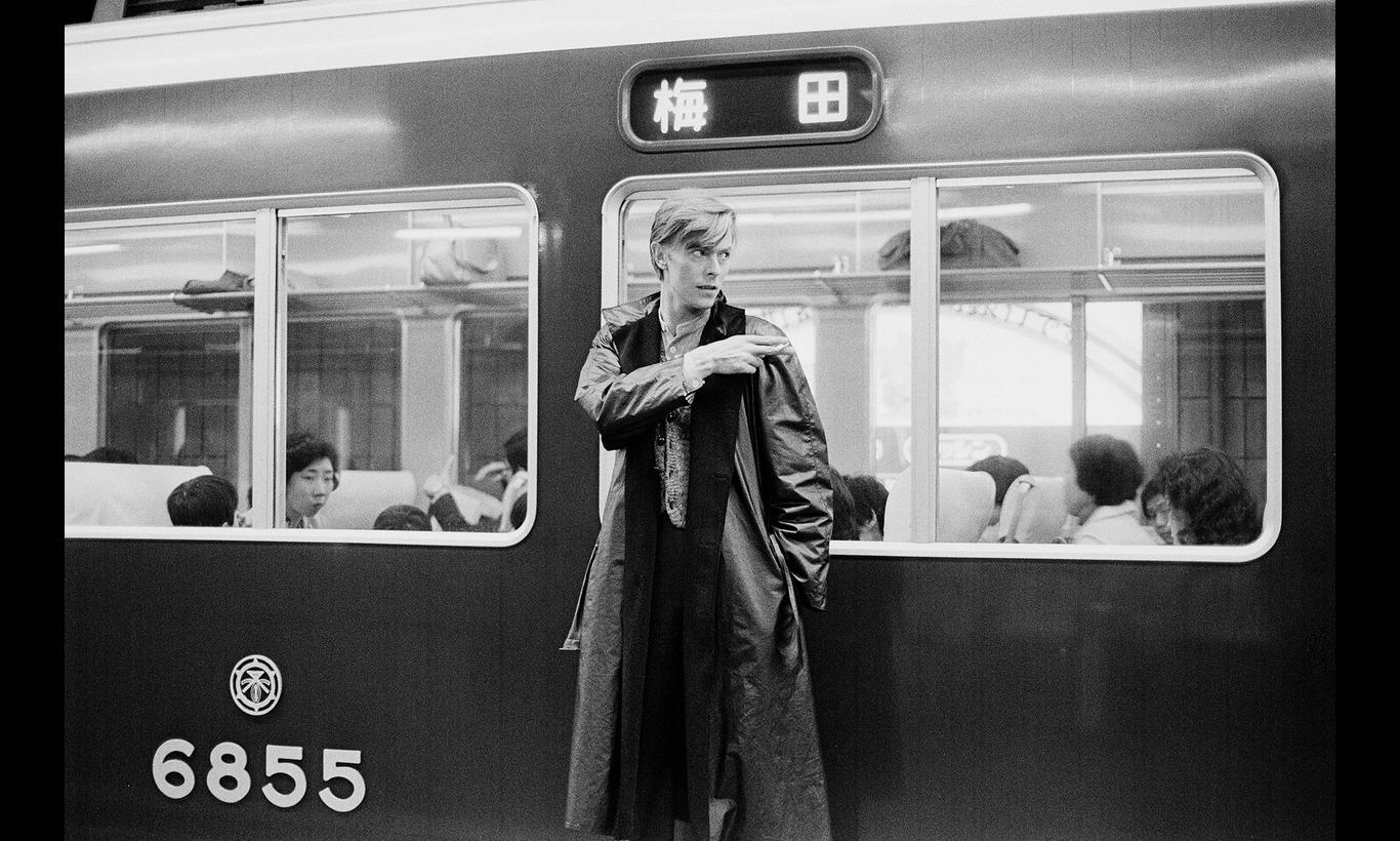 デヴィッド・ボウイの愛した京都
