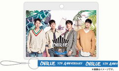 【CNBLUE 5th ANNIVERSARY ARENA TOUR 2016 -Our Glory Days-】CNBLUE×WOWOW オリジナルネックストラッププレゼント!