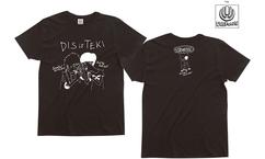【UVERworld ARENA TOUR 2016 TAKUYA∞生誕祭】TEKI Tシャツ(ブラック)プレゼント!