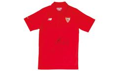 【サッカー】セビージャ・日本代表MF清武選手直筆サイン入りクラブ公式ポロシャツを1名様にプレゼント!