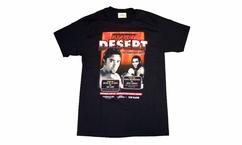【エキサイトマッチ】キーワードをチェックして応募しよう!「デラ・ホーヤ&メイウェザー ダブル世界戦(1999年)現地オリジナルTシャツ」を1名様にプレゼント!