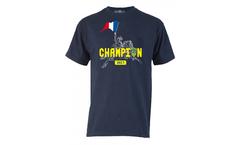 【ラグビー】フランスリーグ TOP14 16-17シーズン王者 クレルモン・オーヴェルニュ 優勝記念Tシャツを3名様にプレゼント!