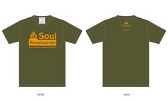 """【ゴスペラーズ ライブ 2017 """"Soul Renaissance""""】ゴスペラーズ×WOWOW コラボTシャツプレゼント!"""