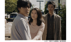 WOWOW FILMS「散歩する侵略者」出演者のサイン入りプレス(非売品)プレゼント!※10月号掲載:A