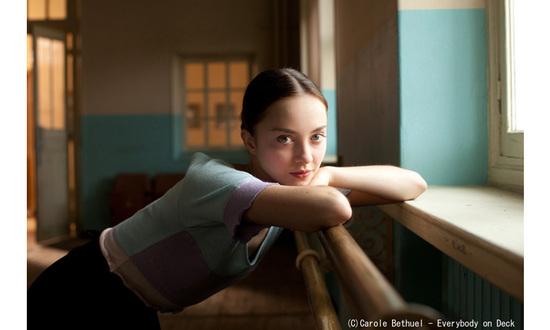 100名様限定!劇場最新作『ポリーナ、私を踊る』スマホ試写会「どこでもシアター」にご招待