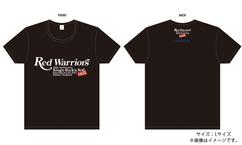 【レッド・ウォーリアーズ デビュー30周年記念ライヴ『King's Rock'n Roll』】RED WARRIORS × WOWOW 限定Tシャツ(Lサイズ)プレゼント!