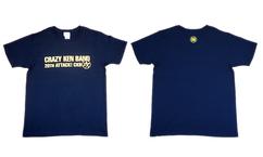 【クレイジーケンバンド結成20周年記念スペシャルライブ 20TH ATTACK! CKB[攻]】クレイジーケンバンド WOWOW 限定カラーTシャツプレゼント!
