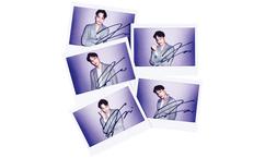 カイ(EXO)主演「アンダンテ~恋する速度~」カイ(EXO)直筆サイン入りポラロイド写真プレゼント!※11月号掲載:D