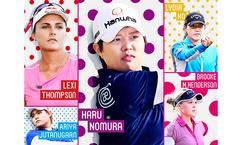 【LPGA女子ゴルフツアー】ブルー・ベイLPGA 優勝選手予想クイズ!