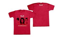 【洋楽主義】TLC / オフィシャルTシャツをプレゼント!