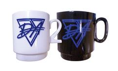 "【Dragon Ash 20周年""Dragonash Live Tour MAJESTIC Final""】Dragon Ash陶器スタッキングマグセット(WOWOW別注カラーVer.)プレゼント!"