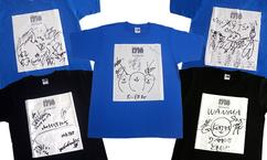 「COUNTDOWN JAPAN 17/18」出演アーティスト直筆サイン入りTシャツをプレゼント!