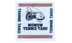 【テニス】デニス・シャポバロフ直筆サイン入りタオルを1名様にプレゼント!