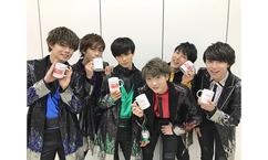 【超特急 BULLET TRAIN ARENA TOUR 2018 SPRING「Sweetest Battle Field」】超特急×WOWOW オリジナルマグカップ プレゼント!