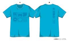 【angela デビュー15周年記念ライヴ!!】angela オフィシャルTシャツ(WOWOW限定カラーVer.)をプレゼント!
