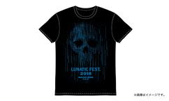 【生中継!LUNATIC FEST. 2018】LUNATIC FEST. 2018 オフィシャルTシャツ(WOWOW限定カラーVer.)プレゼント!