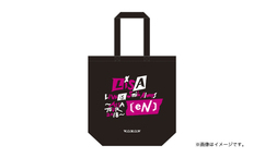 【LiSA LiVE is Smile Always~ASiA TOUR 2018~[eN]】LiSA×WOWOWオリジナルトートバッグをプレゼント!
