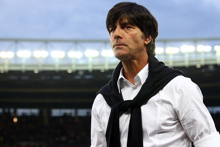 ドイツのレーヴ監督、イタリア戦を前に「この試合を制した方が優勝の最右翼となる」