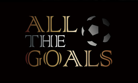 完全保存版!ALL THE GOALS