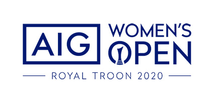 AIG WOMEN'S OPEN ROYAL TROON 2020
