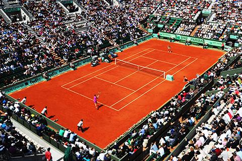 会場紹介 | 全仏オープンテニス2014 | テニス「WOWOW TENNIS ONLINE ...
