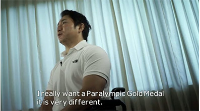 All for Paralympic Gold : 5-min version(English Version)