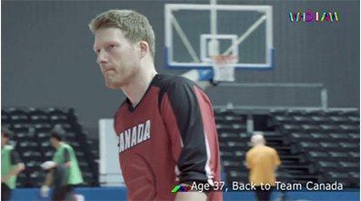 King of Wheelchair Basketball: Patrick Anderson <5-min version>(English Version)