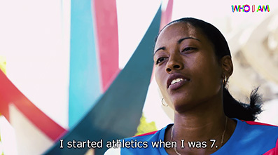 The Fastest Woman from the Caribbean Islands: Omara Durand <5-min version>(English Version)