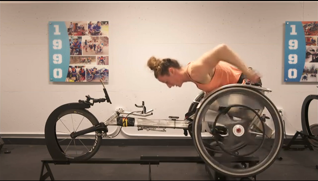 Tatyana McFadden 5min. Documentary English ver.